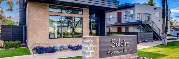 Solaire on Scottsdale Apartments
