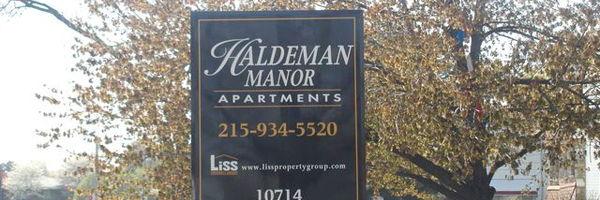Haldeman Manor Apartments