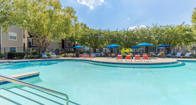 Berkeley Place Apartments - 93 Reviews | Charlotte, NC ...