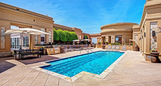 Resort-Style Pool