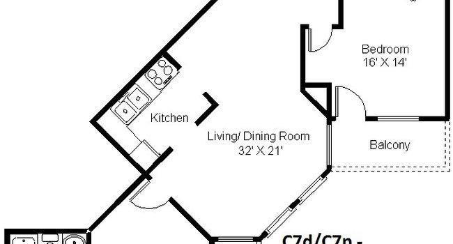 The Burlington Apartments - 123 Reviews | Saint Paul, MN ...