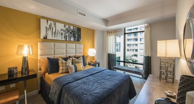 Latitude Apartments 48 Reviews Arlington VA Apartments For Rent Simple 2 Bedroom Apartments In Arlington Va Exterior Interior