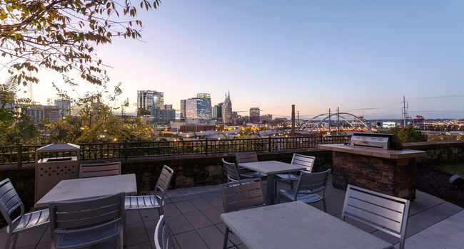 Image Of City View Apartments In Nashville Tn
