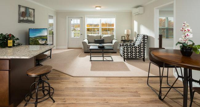 Open Floorplan Apartments