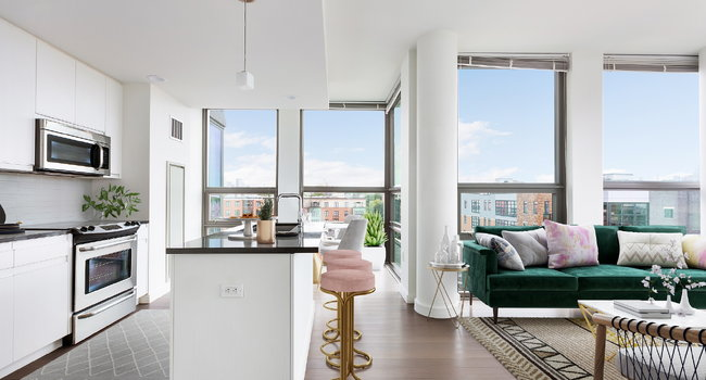 Image of VINE Apartments in Hoboken, NJ
