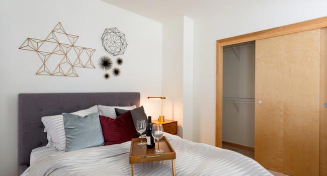 307B Model Bedroom