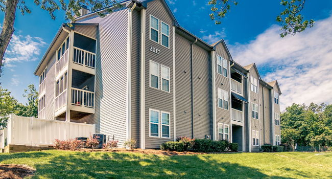 Image of Pepperstone Apartments in Greensboro, NC