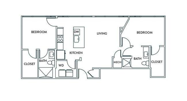 The Citizen | Memphis, TN Apartments for Rent | ApartmentRatings©