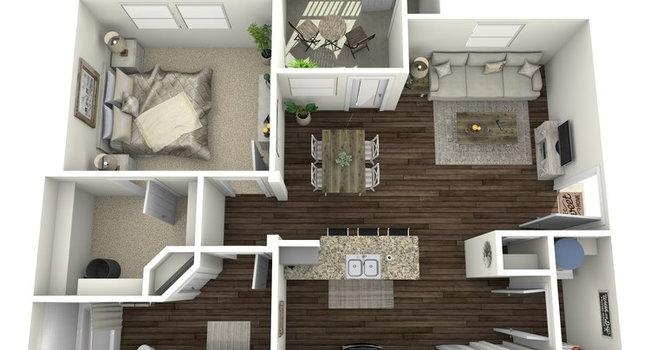 A2 Floorplan Diagram
