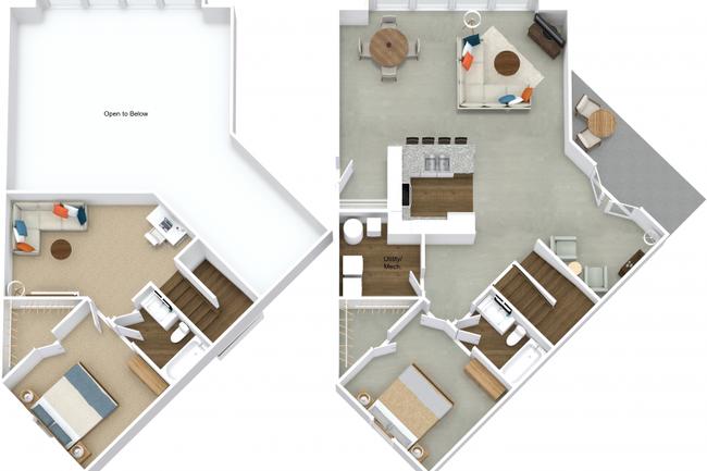Bass Lofts 74 Reviews Atlanta Ga Apartments For Rent Apartmentratings