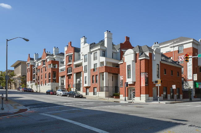 Waterloo Place - 158 Reviews | Baltimore, MD Apartments ...